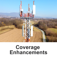 Coverage enhancements product category