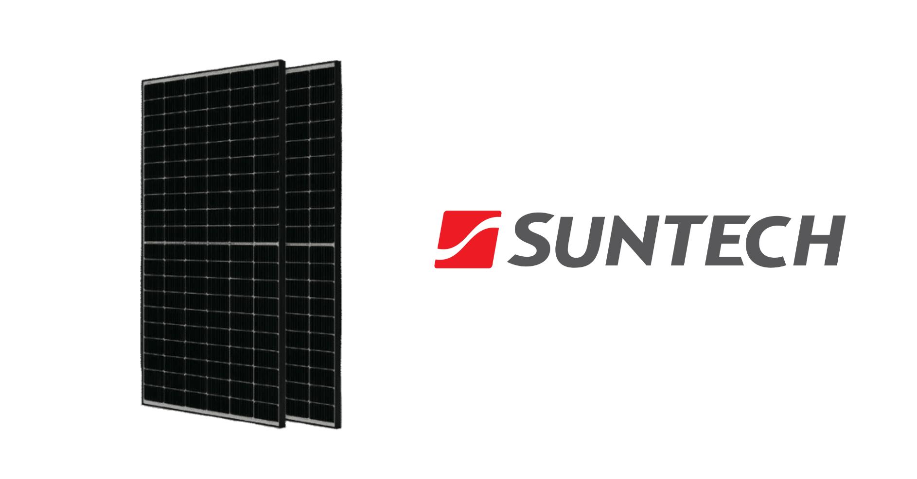 Suntech modules