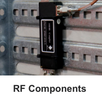 RF components product category