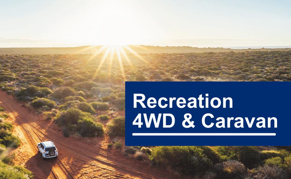 Recreation 4WD & Caravan